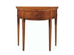 - Demilune cherry wood console table BIEDERMEIER | Console table - Morelato