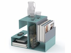 - Powder coated steel coffee table / magazine rack BIG EL - KONSTANTIN SLAWINSKI