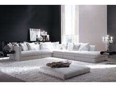 - Corner sectional fabric sofa BILBAO | Corner sofa - FRIGERIO POLTRONE E DIVANI