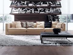 - Sectional fabric sofa BILBAO | Fabric sofa - FRIGERIO POLTRONE E DIVANI