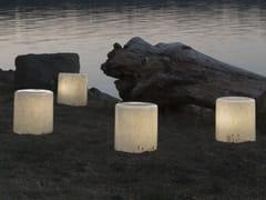 Lampada da terra a LED in Nebulite®BIN F NEBULA OUT - IN-ES.ARTDESIGN
