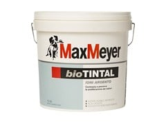 Pittura murale con ioni d'argento BIO TINTAL - MAXMEYER BY CROMOLOGY ITALIA
