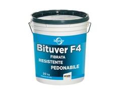 Impermeabilizzazione liquidaBITUVER F4 - BITUVER - SAINT-GOBAIN ISOVER
