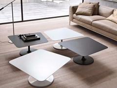 - Steel coffee table BLOOM MAXI - ALIVAR