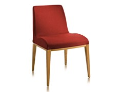- Oak chair with fire retardant padding BLOOM S - CHAIRS & MORE
