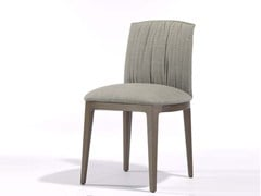 - Upholstered fabric chair BLOSSOM | Chair - Potocco