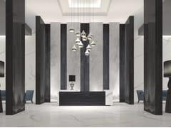 - Pavimento/rivestimento in gres porcellanato effetto marmo BLUE DE SAVOIE | Pavimento/rivestimento - FMG Fabbrica Marmi e Graniti