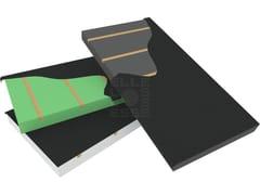- Thermal insulation panel BLUTEGOLA G WOOD - ELLE ESSE