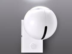 - LED wall-mounted ABS spotlight with fixed arm BO-LA 6536 - Milan Iluminación