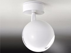 - LED adjustable ABS spotlight with fixed arm BO-LA 6546 | Ceiling spotlight - Milan Iluminación