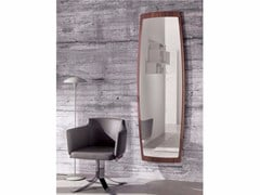 - Wall-mounted framed rectangular mirror BOAT | Rectangular mirror - Ozzio Italia