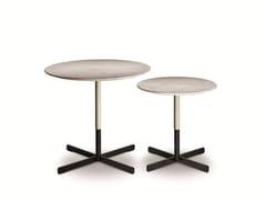 - Marble coffee table BOB   Marble coffee table - Poltrona Frau