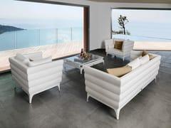 10 Lounge set da giardino