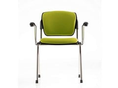 - Fabric chair / training chair BONN | Training chair with armrests - D.M.