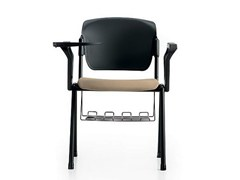 - Training chair with armrests with writing tablet BONN | Training chair with writing tablet - D.M.