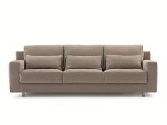 - 3 seater fabric sofa BORGONUOVO | 3 seater sofa - Flou