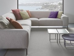 - Corner fabric sofa BOSTON | Corner sofa - PIANCA
