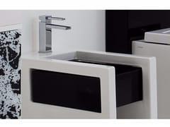 - Wall-hung ceramic bidet BOX | Wall-hung bidet - GSG Ceramic Design