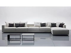 - Sectional fabric sofa BRERA | Sectional sofa - Marac