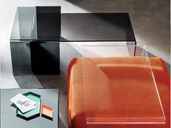 - Coffee table BRIDGE RECTANGULAR - SOVET ITALIA