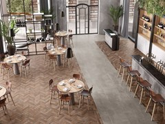 - Wall/floor tiles with terracotta effect BRIK COTTO LIGHT - CERAMICHE KEOPE