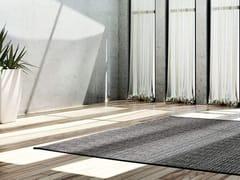 - Rectangular synthetic fibre outdoor rugs BROOKLYN | Outdoor rugs - ITALY DREAM DESIGN - Kallisté
