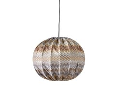 - Fabric pendant lamp BUBBLE | Pendant lamp - MissoniHome