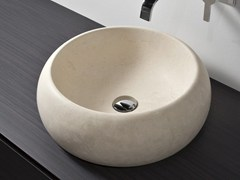 - Countertop Sinai marble washbasin BULL - Antonio Lupi Design®