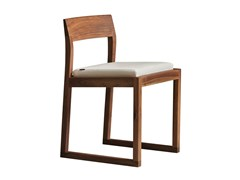 - Cherry wood chair BURTON | Chair - Morelato