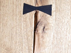 Tavolo da pranzo rettangolare in querciaBUTTERFLY INLAY TABLE - AGUSTAV