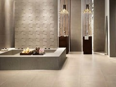 - Porcelain stoneware wall/floor tiles with stone effect BUXSTONE | Wall/floor tiles - Panaria Ceramica