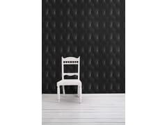 - Wallpaper BLACK CHESTERFIELD BUTTON BACK - Mineheart