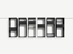 Pensile verticale in metalloC.O.P. - MA/U STUDIO