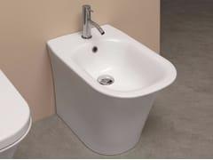 - Ceramic bidet CABO | Bidet - Antonio Lupi Design®