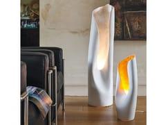 Lampada da terra in ceramicaCALLA | Lampada da terra - ADRIANI E ROSSI EDIZIONI