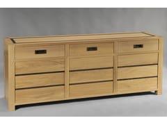 - Wooden sideboard CAMÉLIA 903 - DASRAS