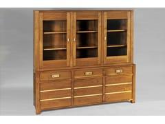 - Contemporary style wooden highboard CAMÉLIA 933 - DASRAS