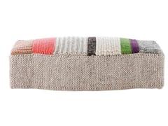 - Wool pouf CAMPANA | Pouf - GAN By Gandia Blasco