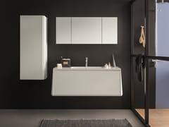 Mobile lavabo laccato con cassettiCAMPUS COMP. 4 - BIREX