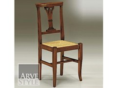 - Open back chair CANALETTO | Straw chair - Arvestyle