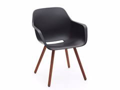 - Polypropylene chair CAPTAIN WOODY'S CHAIR - Extremis