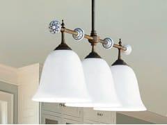 - Glass pendant lamp CARACOI   Glass pendant lamp - Aldo Bernardi