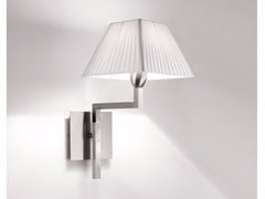 - Contemporary style direct-indirect light adjustable metal wall light CARLOTA A - BOVER Il. Luminació & Mobiliario