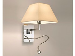 - Adjustable wall lamp with swing arm CARLOTA G FL - BOVER Il. Luminació & Mobiliario