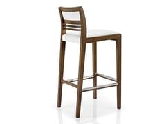 - Open back counter stool CASSIS | Counter stool - J. MOREIRA DA SILVA & FILHOS, SA