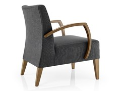 - Fabric easy chair with armrests CASSIS | Easy chair with armrests - J. MOREIRA DA SILVA & FILHOS, SA