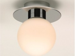 - Lampada da soffitto in vetro CEILING BULB - Top Light