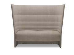 - 2 seater high-back sofa CELL 128   High-back sofa - SitLand