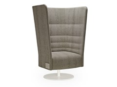 - High-back swivel armchair CELL 128 | Swivel armchair - SitLand