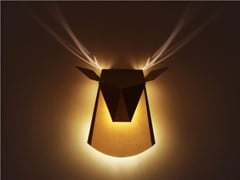 Applique a LED a luce indirettaCERF - COMPAGNIE